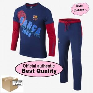 Oficiální autentické pyžamo Barcelona, Nike, dětské Skladem