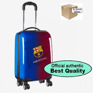 Oficiální autentické cestovní zavazadlo Barcelona na kolečkách