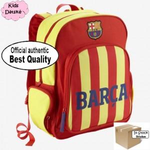 Oficiální autentický dětský školní batoh FC Barcelona, Skladem