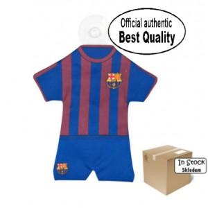 Oficiální autentická mini dres do auta FC Barcelona