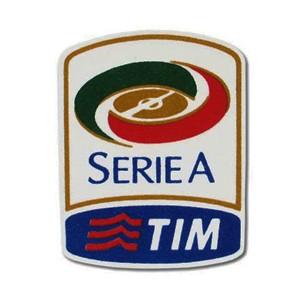 Oficiální autentická nášivka soutěže Serie A