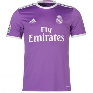 Oficiální autentický dres Real Madrid 2016/17 venkovní