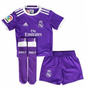 Oficiální autentic. dětský dres Real Madrid 2016/17 venkovní