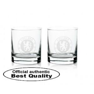 Oficiální autentické sklenice FC Chelsea, Whisky