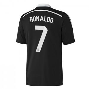 Dres Real Madrid Ronaldo 14/15 Black, skladem