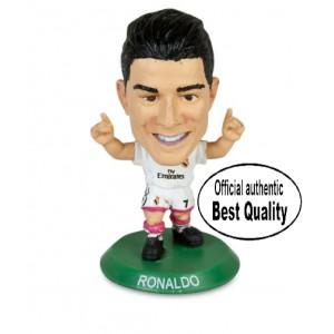 Oficiální figurka SoccerStarz Real Madrid Ronaldo, domácí dres