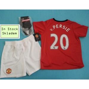 Oficiální dětský dres Manchester United, van Persie 13/14 domácí