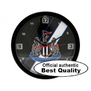 Oficiální autentické hodiny na zeď Newcastle United