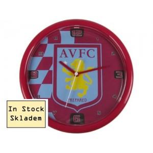 Oficiální autentické hodiny na zeď Aston Villa, Skladem