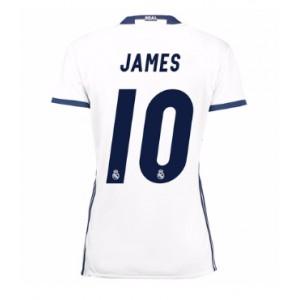 Oficiální autent. dres Real Madrid James 16/17 domácí, dámský