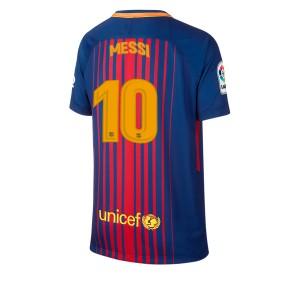 Oficiální autentický dres Barcelona Messi 16/17 domácí, Nike