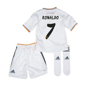 Oficiální autent. dětský dres Real Madrid, Ronaldo 13/14 domácí