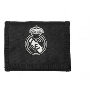 Oficiální autentická peněženka Real Madrid, Black, Adidas
