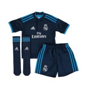 Oficiální autentický dětský dres Real Madrid 15/16 alternativní
