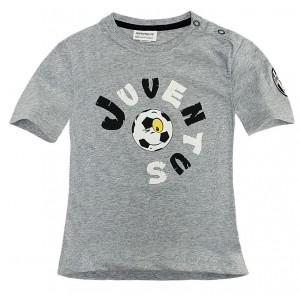 Oficiální autentické tričko FC Juventus, šedé, dětské