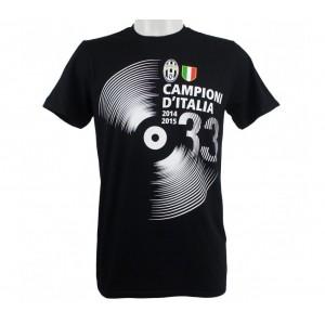 Oficiální autentické tričko FC Juventus Campioni D'Italia 2015
