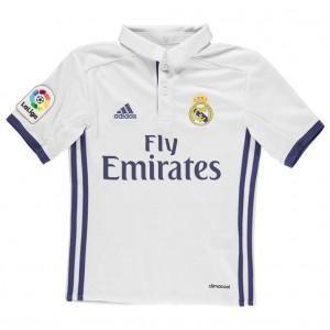 Oficiální autentický dres Real Madrid 2016/17 domácí, dětský
