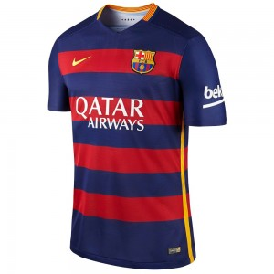 Oficiální autentický dres FC Barcelona 15/16 domácí, Skladem