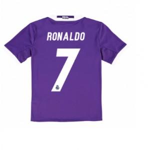 Oficiální dres Real Madrid Ronaldo 2016/17 venkovní, dětský