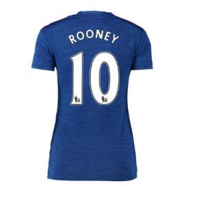 Oficiální dres Manchester United Rooney 16/17 away, Adidas, dáms
