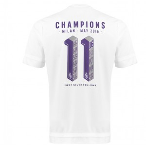 Oficiální autentický dres Real Madrid La Undecima 2015/16 domácí