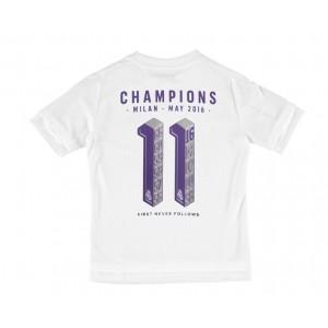 Oficiální autentický dres Real Madrid La Undecima 15/16 domácí,