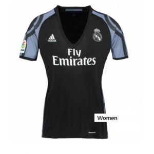 Oficiální autentický dámský dres Real Madrid 2016/17 Third