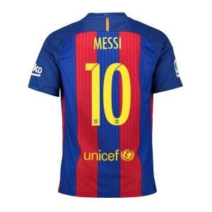 Oficiální autentický dres Barcelona Messi 16/17 domácí, Nike, Sk