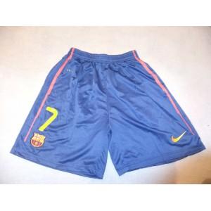 Trenýrky FC Barcelona domácí 11/12, David Villa