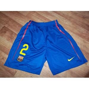 Trenýrky FC Barcelona Daniel Alves 2011/2012, domácí