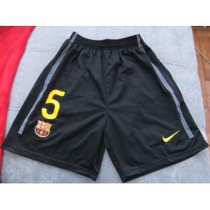 Trenýrky FC Barcelona Puyol 2011/12, venkovní
