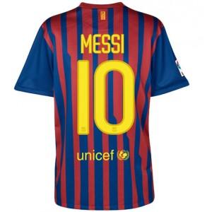 Dres Messi FC Barcelona 2011/12 domácí, Skladem