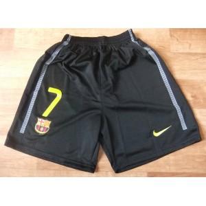 Trenýrky FC Barcelona David Villa 2011/12 venkovní
