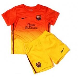 Dětský dres FC Barcelona 2012/13, venkovní, Skladem