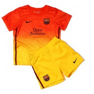 Dětský dres FC Barcelona 2012/13, venkovní
