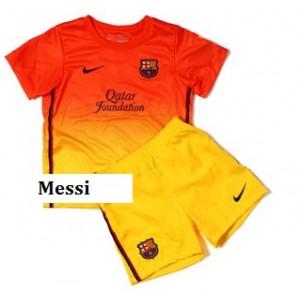 Dětský dres Messi FC Barcelona 2012/13, venkovní - Skladem