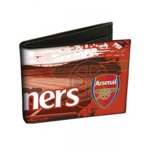 Peněženka Arsenal FC kožená
