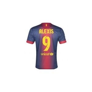 Dres Alexis FC Barcelona 2012/13 domácí, Skladem