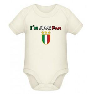 FC Juventus tričko, Im Fan Stars Style, dětské body, Beige