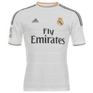 Dres Real Madrid 2013/2014, domácí