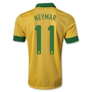 Dres Brazílie Neymar 2013 domácí, Skladem ihned k dispozici