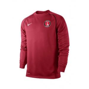 Mikina Charlton Athletic, Training, Nike