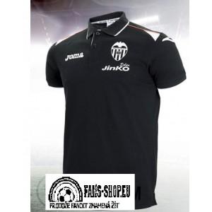 Polo tričko Valencia CF, Black Style, Joma