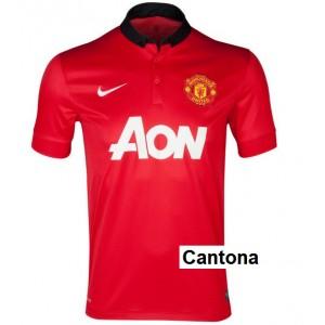 Dres Manchester United Cantona 2013/14 domácí, Skladem
